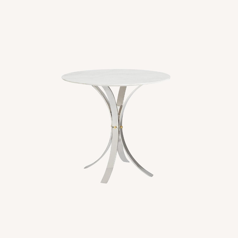 Jonathan Adler Electrum Cafe Table - image-0