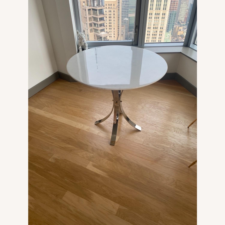 Jonathan Adler Electrum Cafe Table - image-1