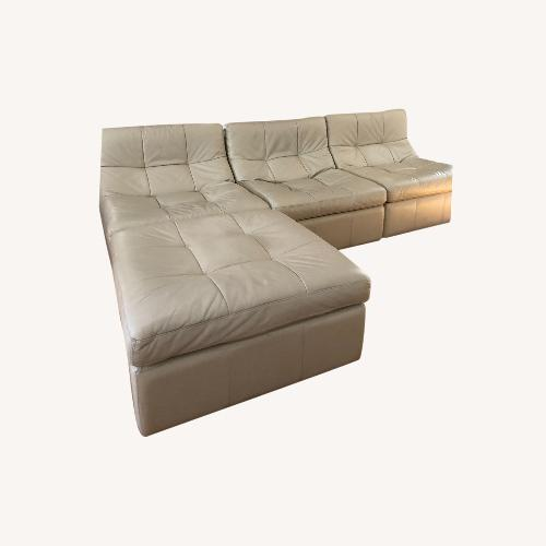 Used Kane's Furniture 6 Piece Sectional for sale on AptDeco
