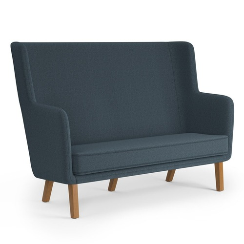 Used Knoll Rockwell Unscripted High Back Settee for sale on AptDeco