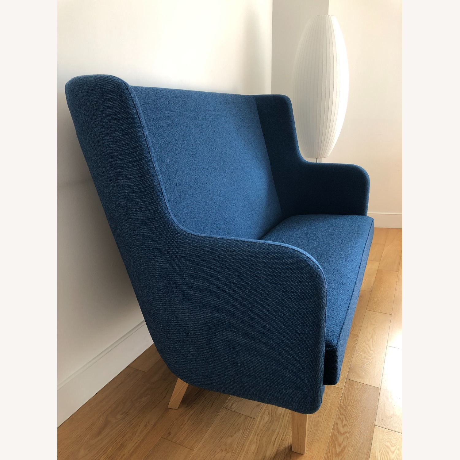 Knoll Rockwell Unscripted High Back Settee - image-5