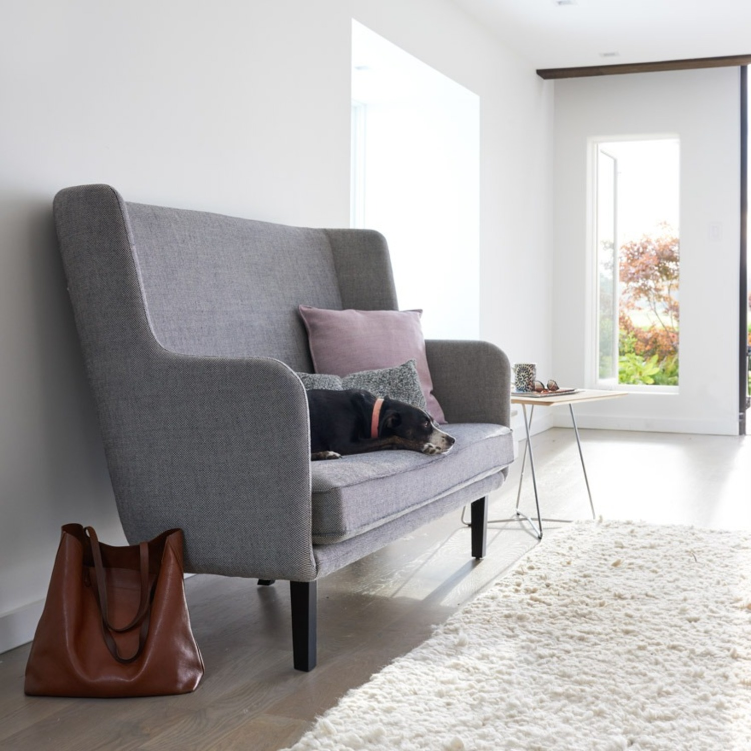 Knoll Rockwell Unscripted High Back Settee - image-8