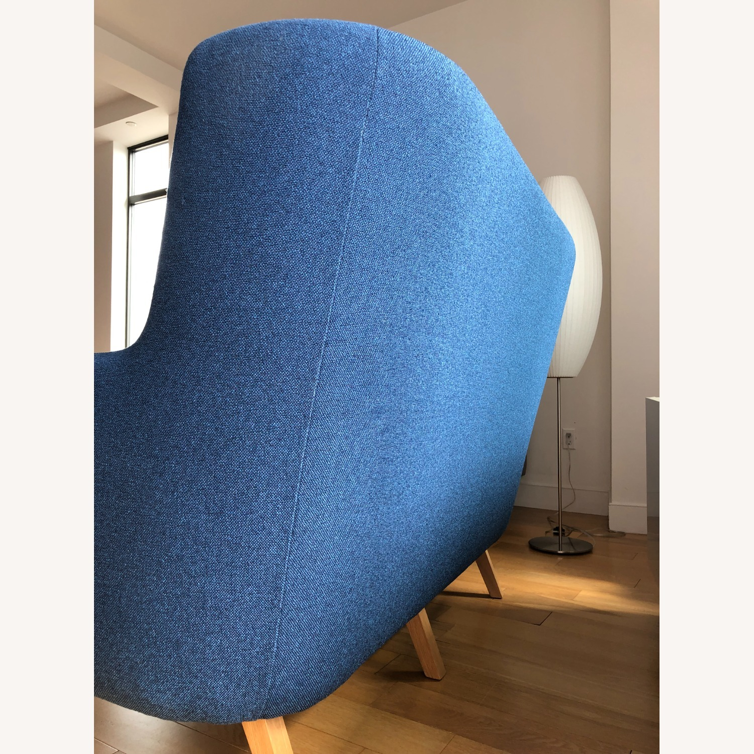 Knoll Rockwell Unscripted High Back Settee - image-7