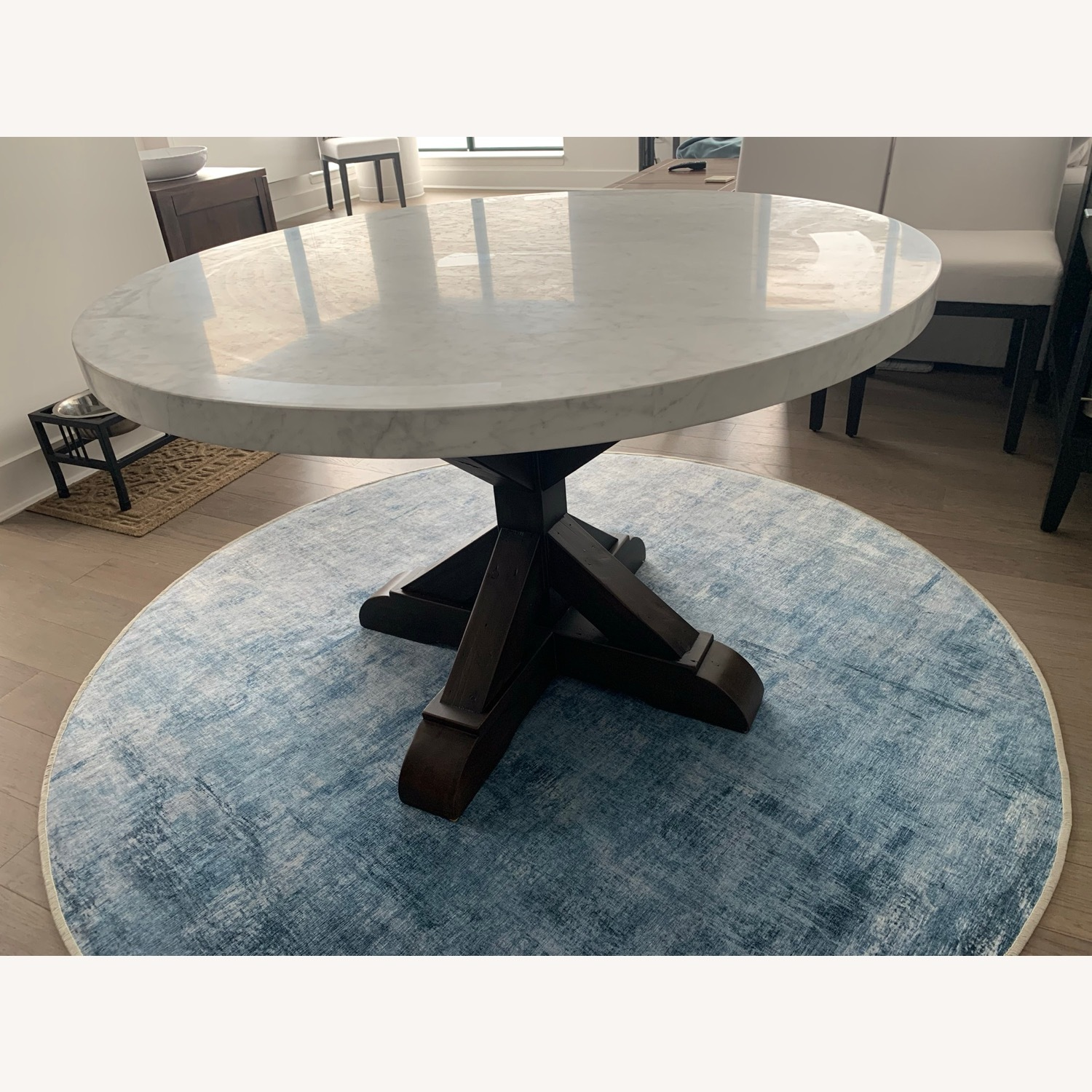Round 6 Ruggable Rug and Pad - image-1