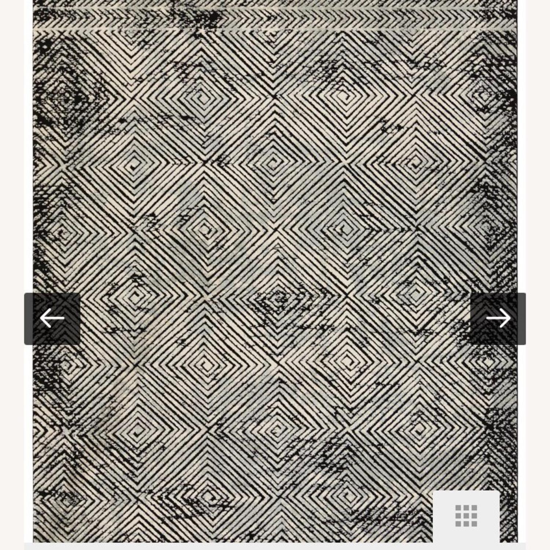 Striped Turkish Rug - image-3
