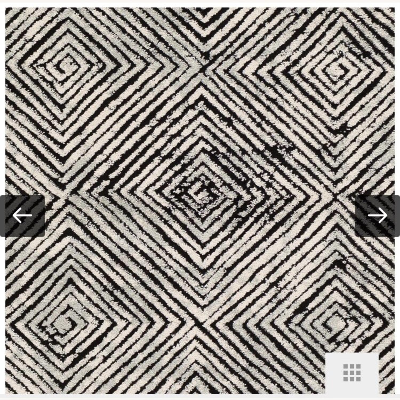Striped Turkish Rug - image-4