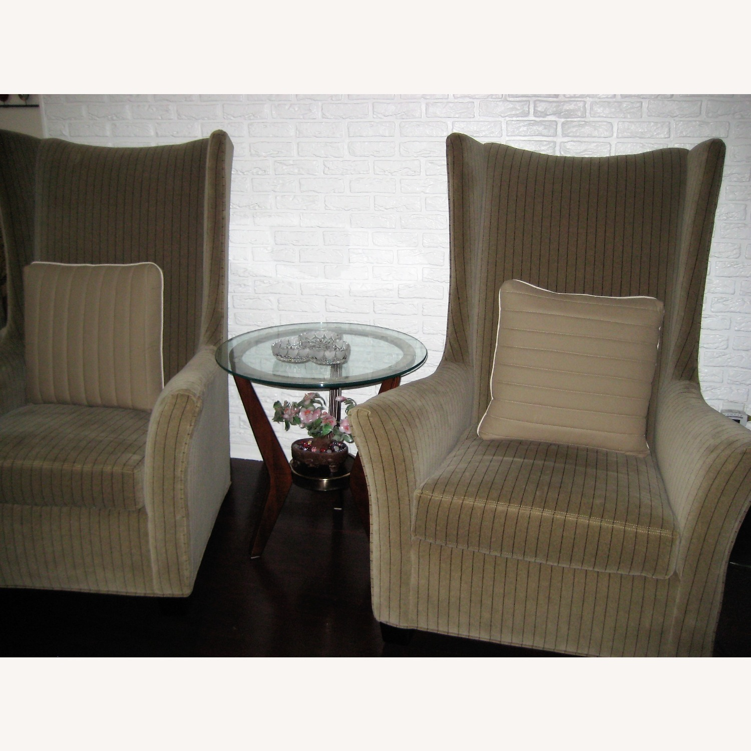 CR Laine 2 Chairs - image-1