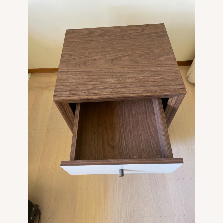 Walnut Side Table - image-4