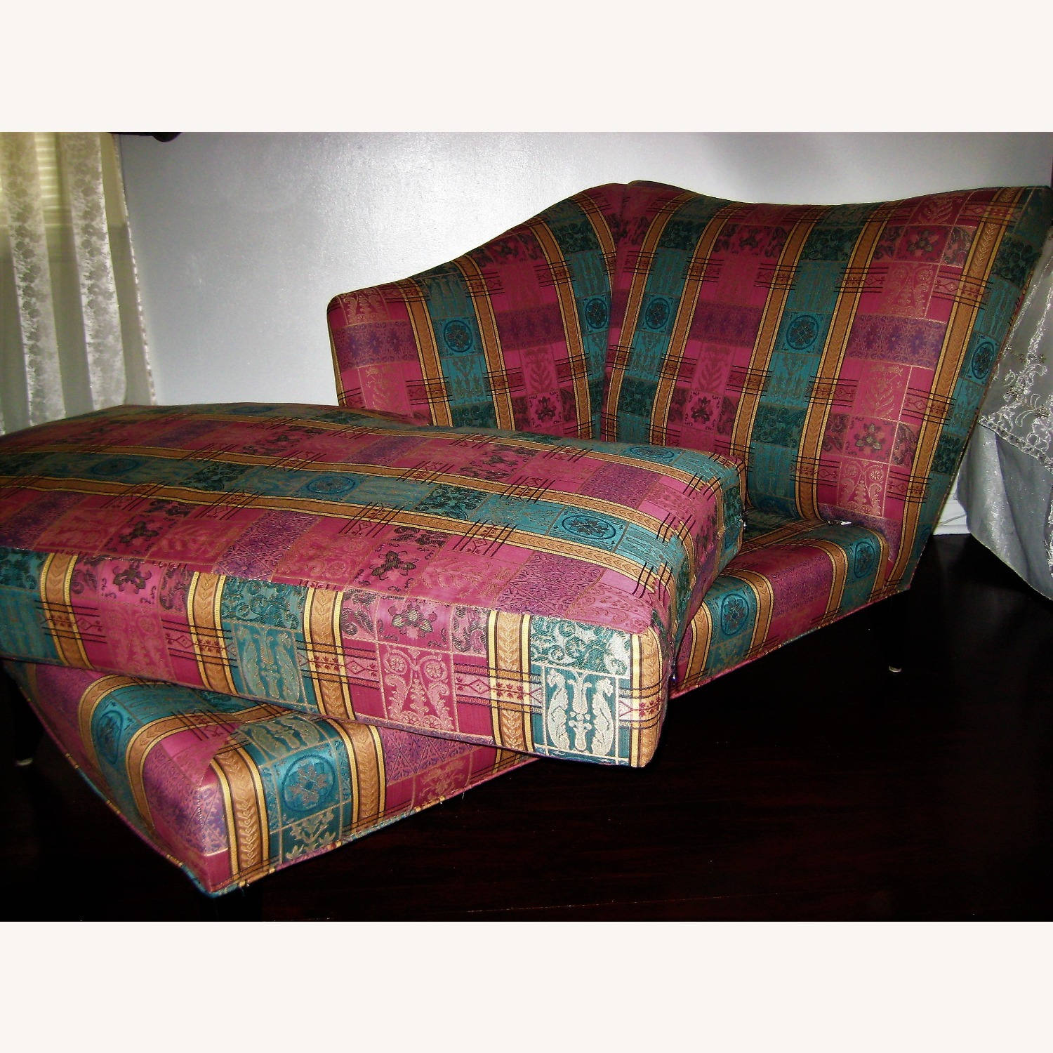 Chaise Lounge Fill with Feather - image-4
