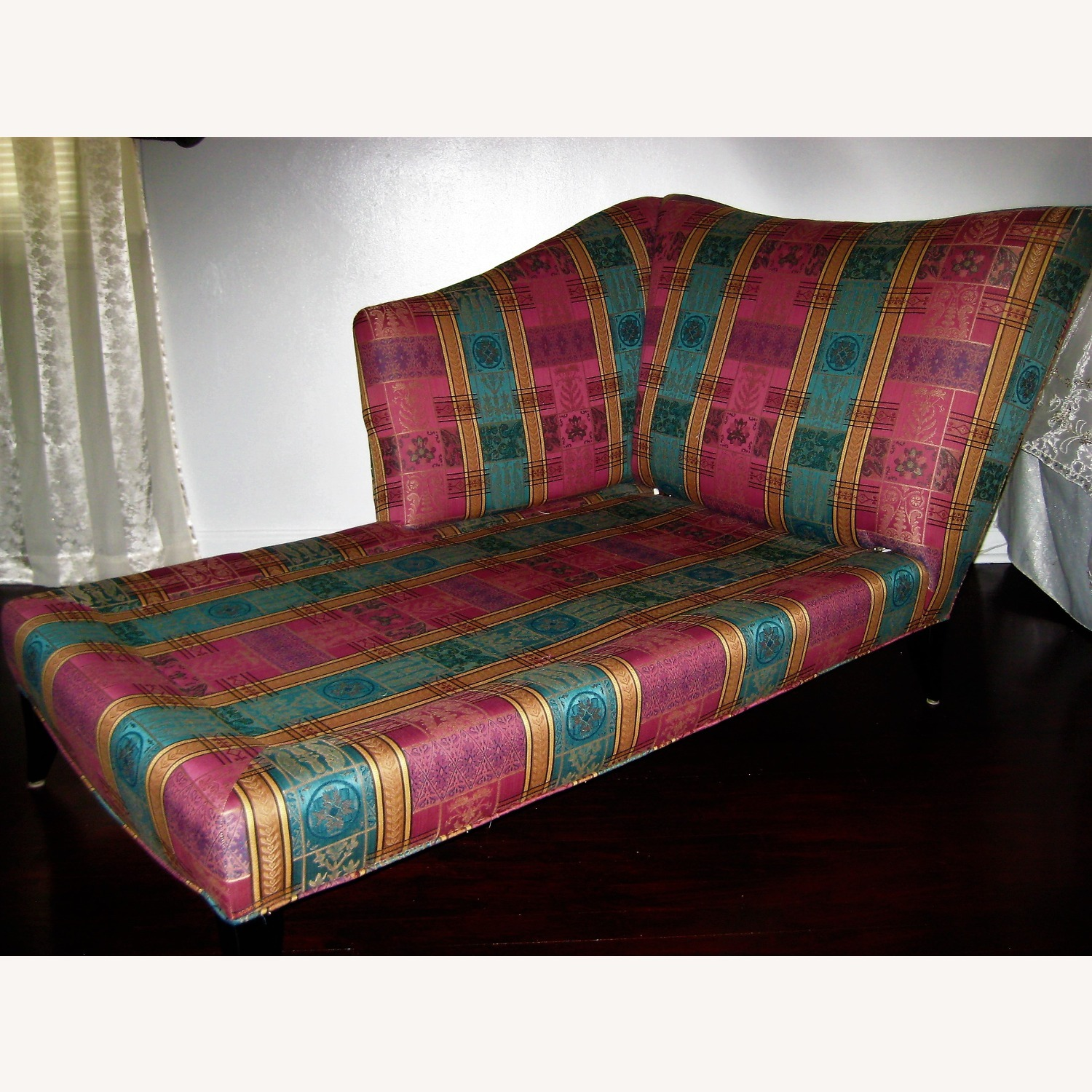 Chaise Lounge Fill with Feather - image-3