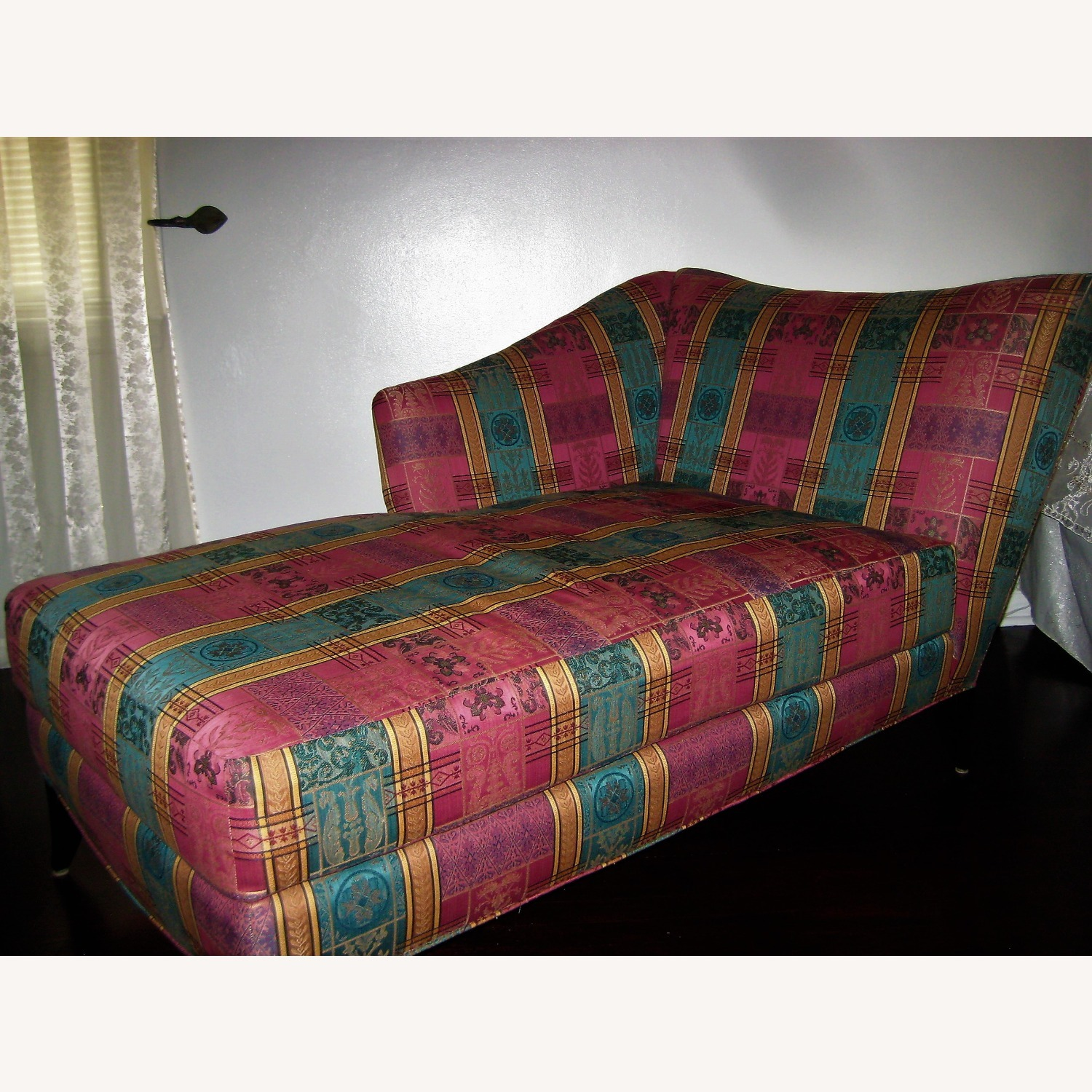 Chaise Lounge Fill with Feather - image-2