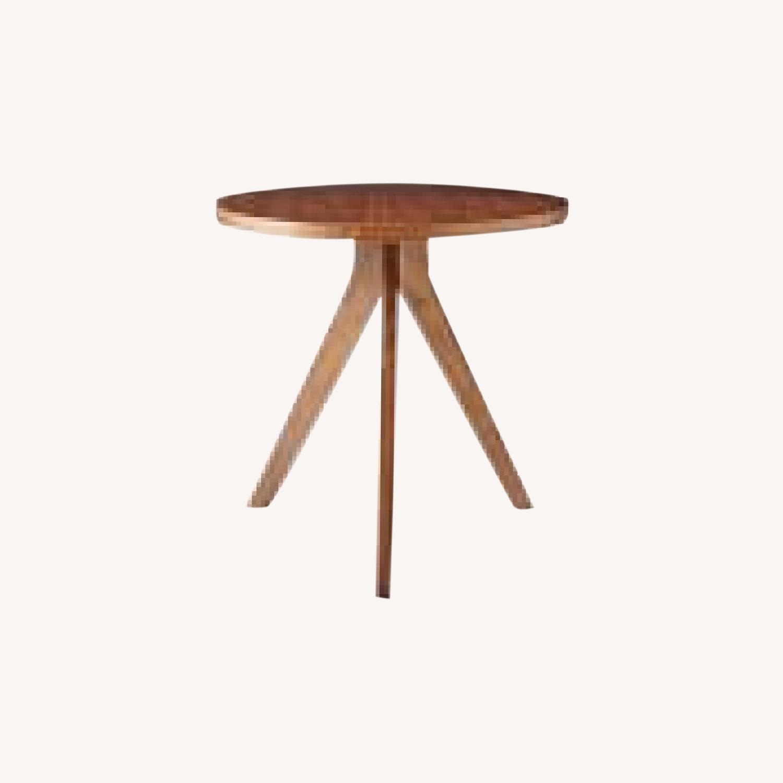 West Elm Bistro Table - image-0