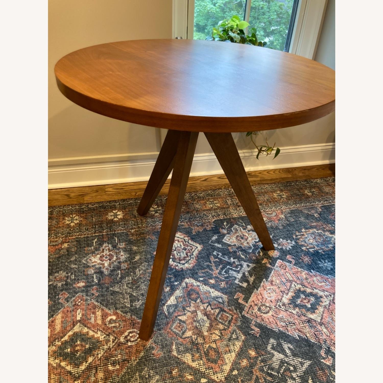 West Elm Bistro Table - image-1