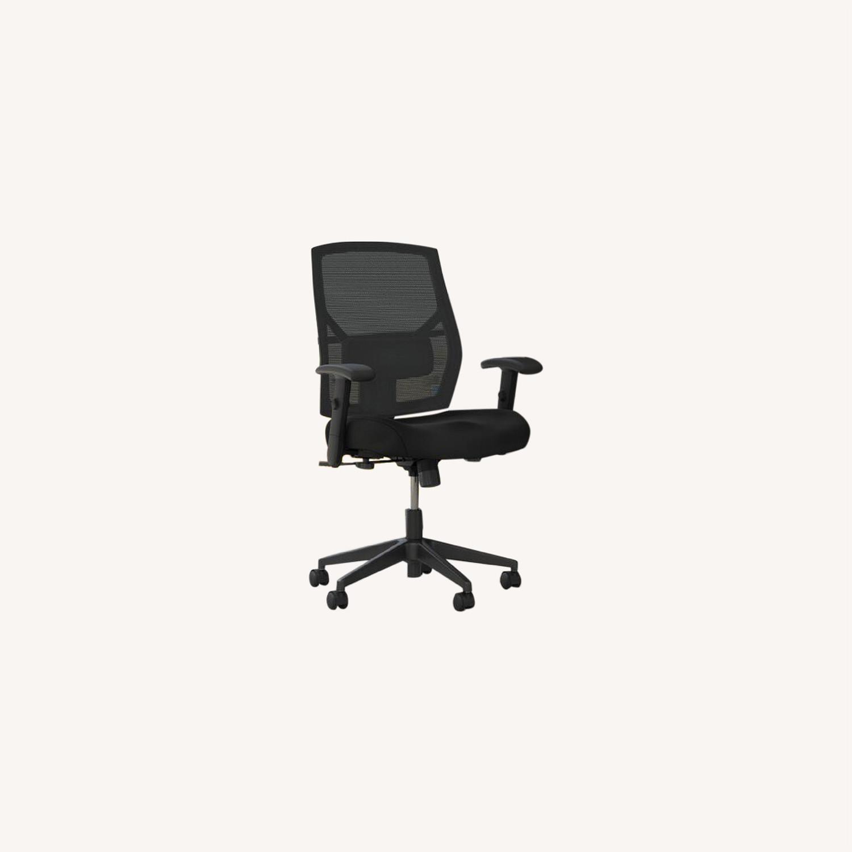 Ergonomic Mesh Task Chair - image-0
