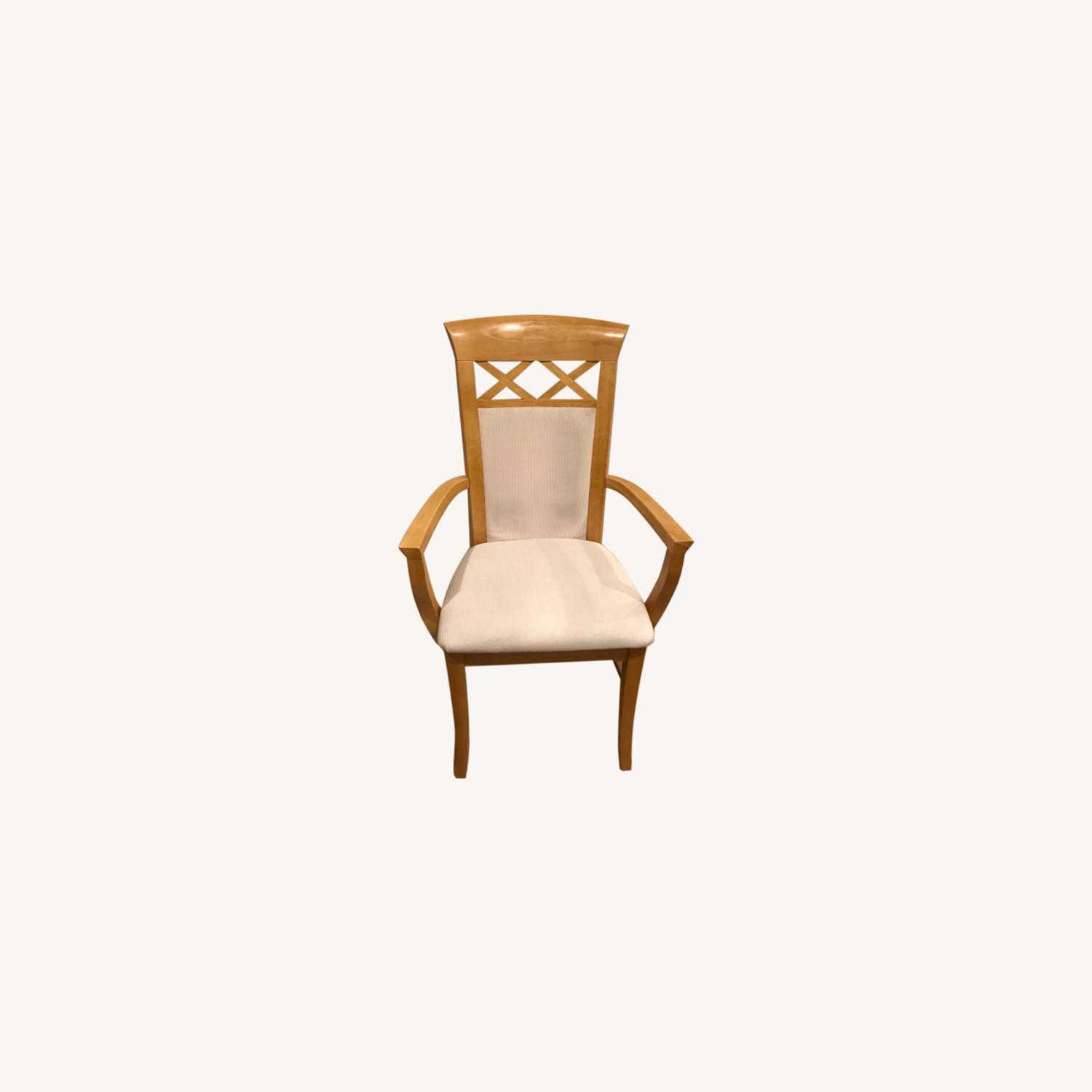 Levitz Furniture Dining Chairs - image-0