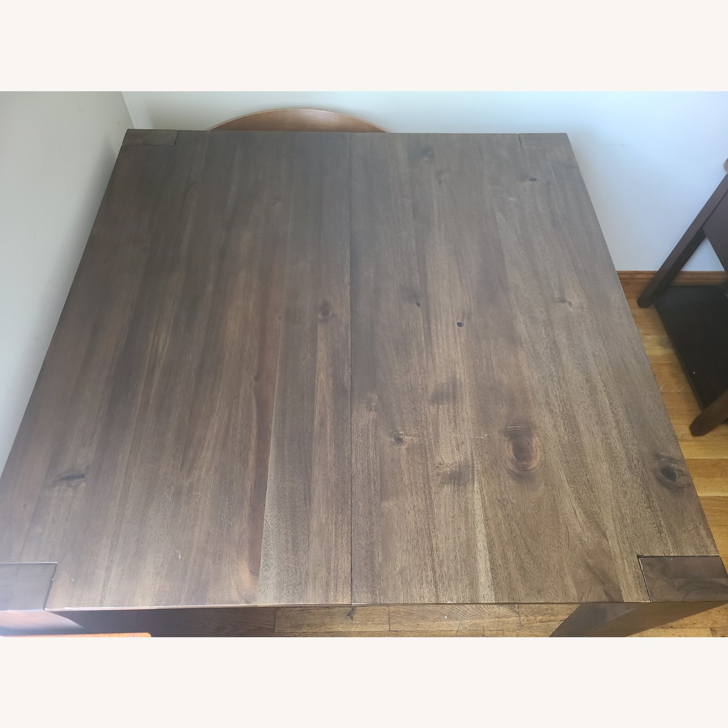 West Elm Solid Wood Dining Table - image-4
