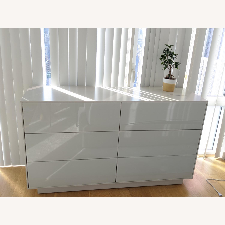 West Elm Emilia 6 Drawer Dresser - image-4