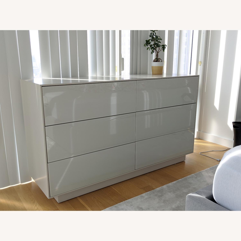West Elm Emilia 6 Drawer Dresser - image-5