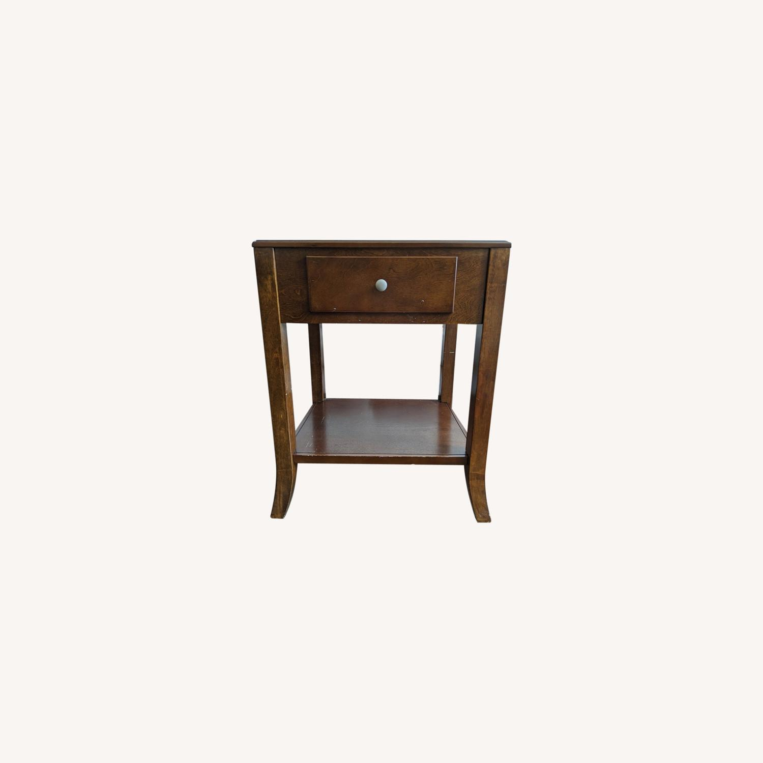 Pair of Side Tables - image-0