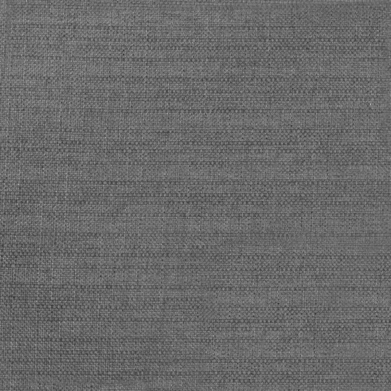 Side Chair In Grey Fabric & Rustic Smoke Finish - image-5