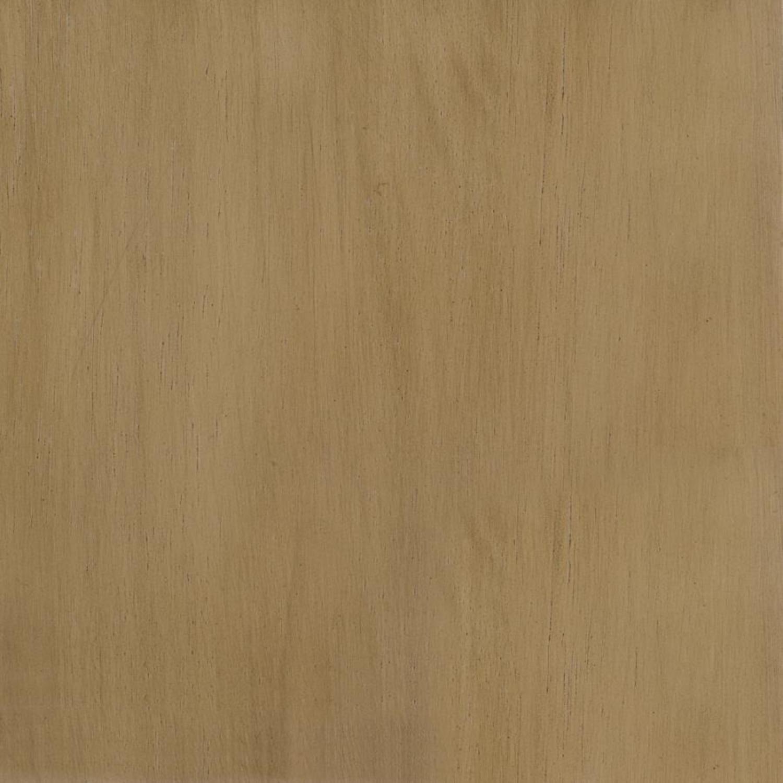 Side Chair In Grey Fabric & Rustic Smoke Finish - image-6