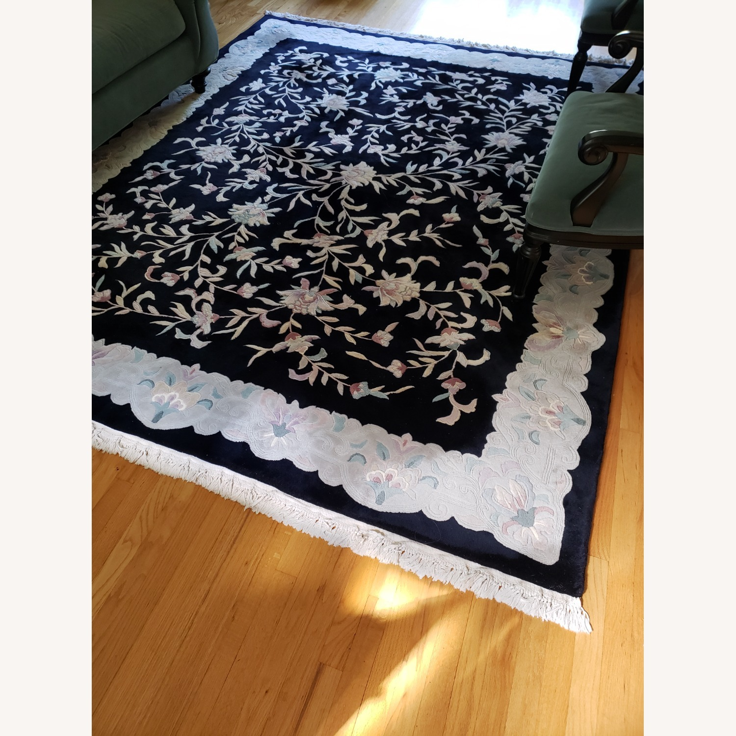 Chinese Wool Area Rug - image-3