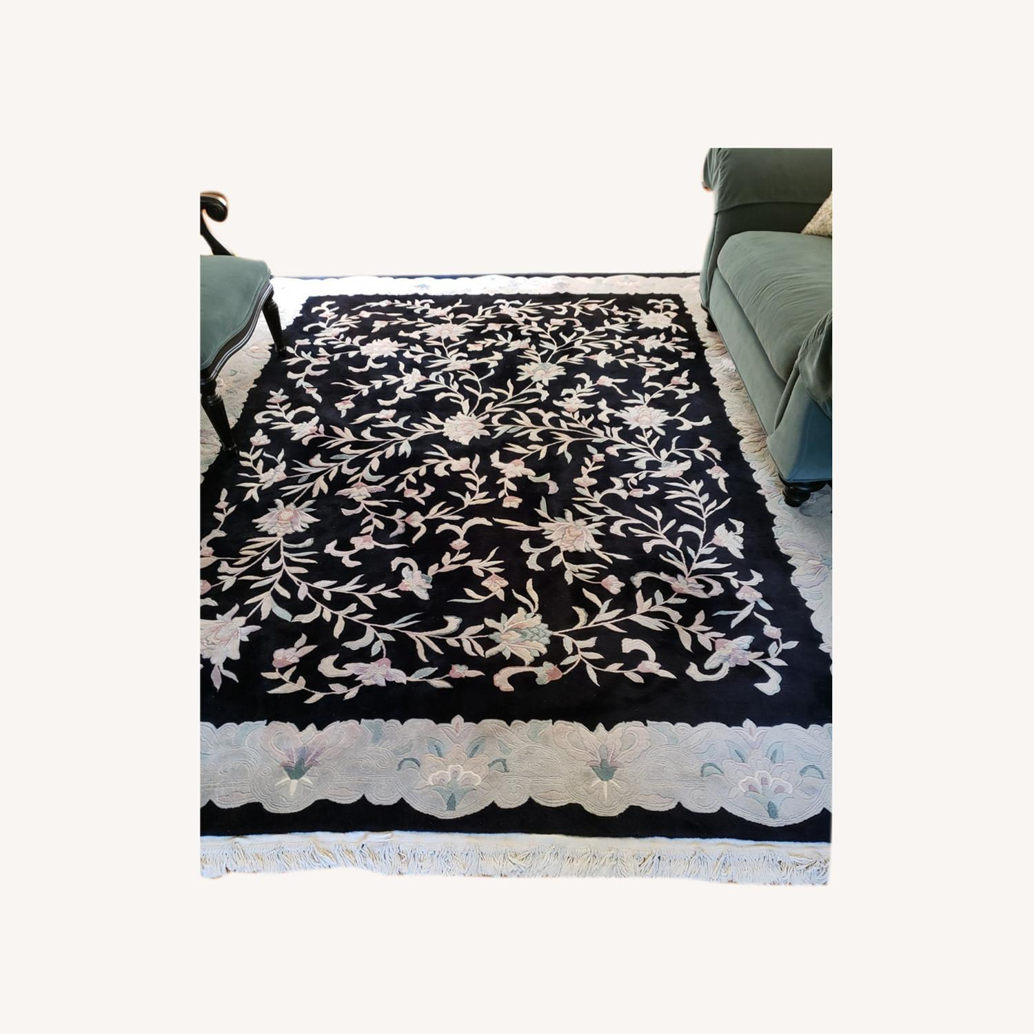 Chinese Wool Area Rug - image-0