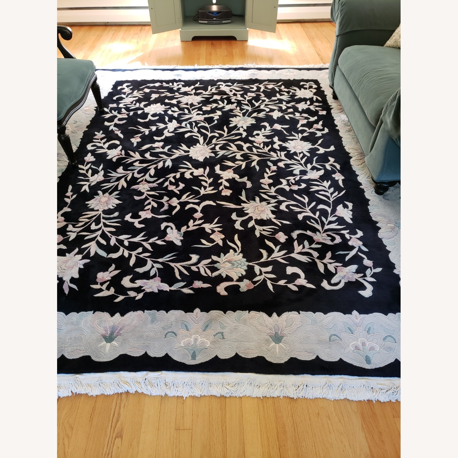 Chinese Wool Area Rug - image-1