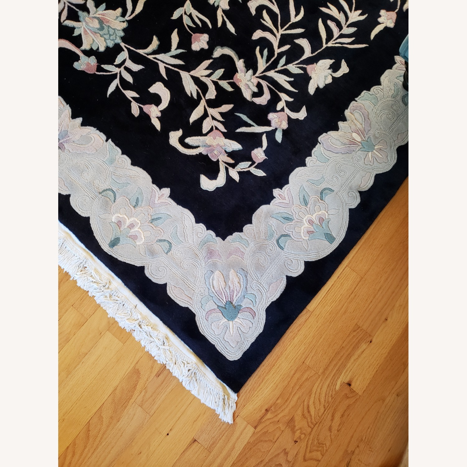 Chinese Wool Area Rug - image-2