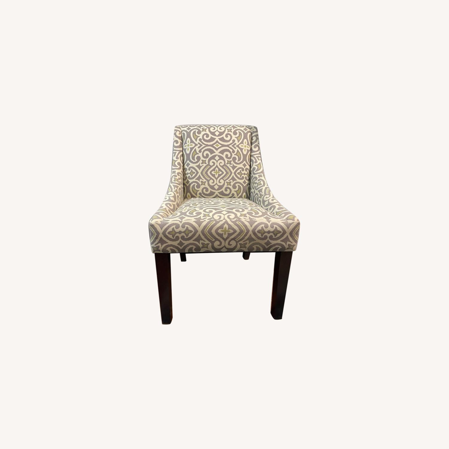 Upholstered Dining Chairs - Set of 2 - image-0