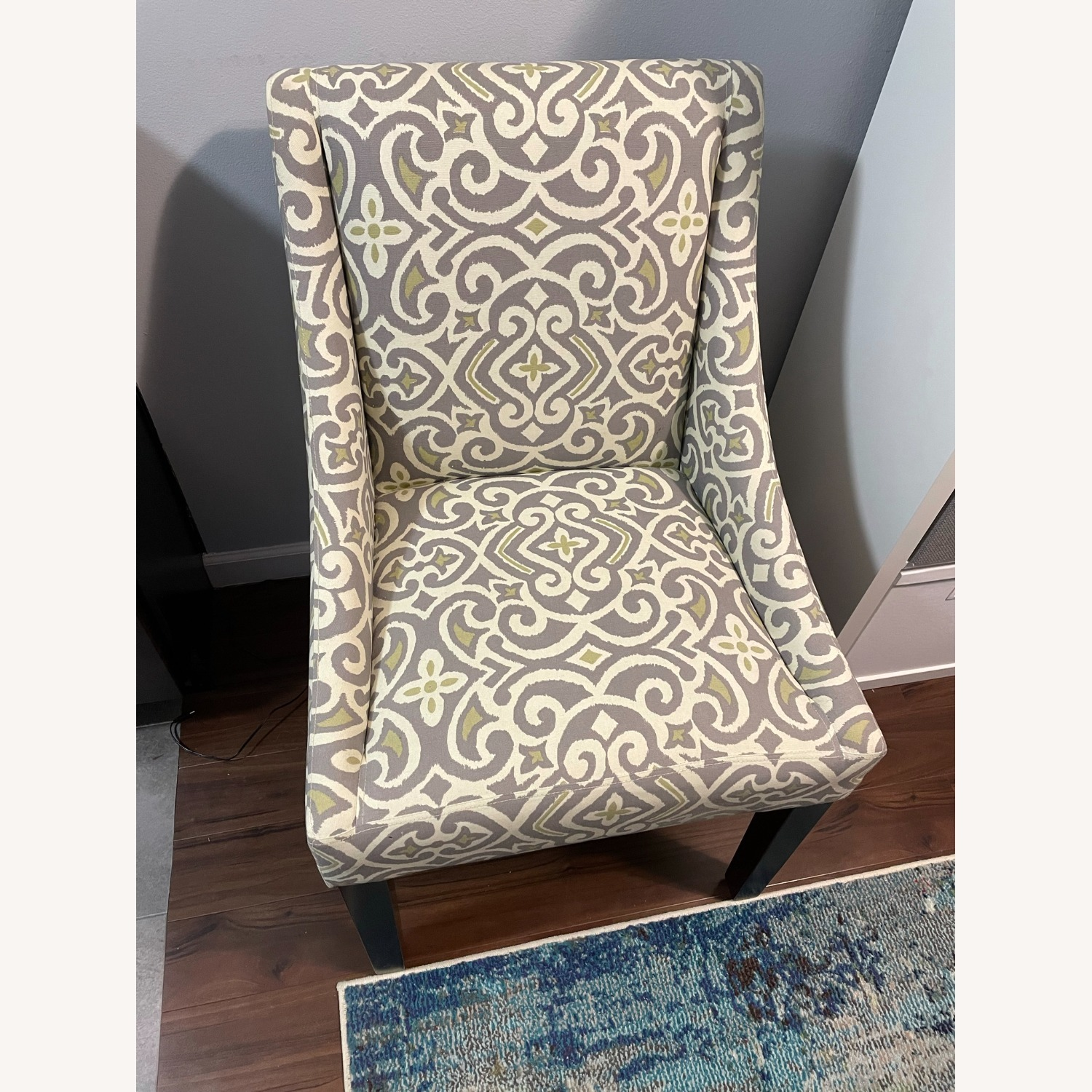 Upholstered Dining Chairs - Set of 2 - image-1
