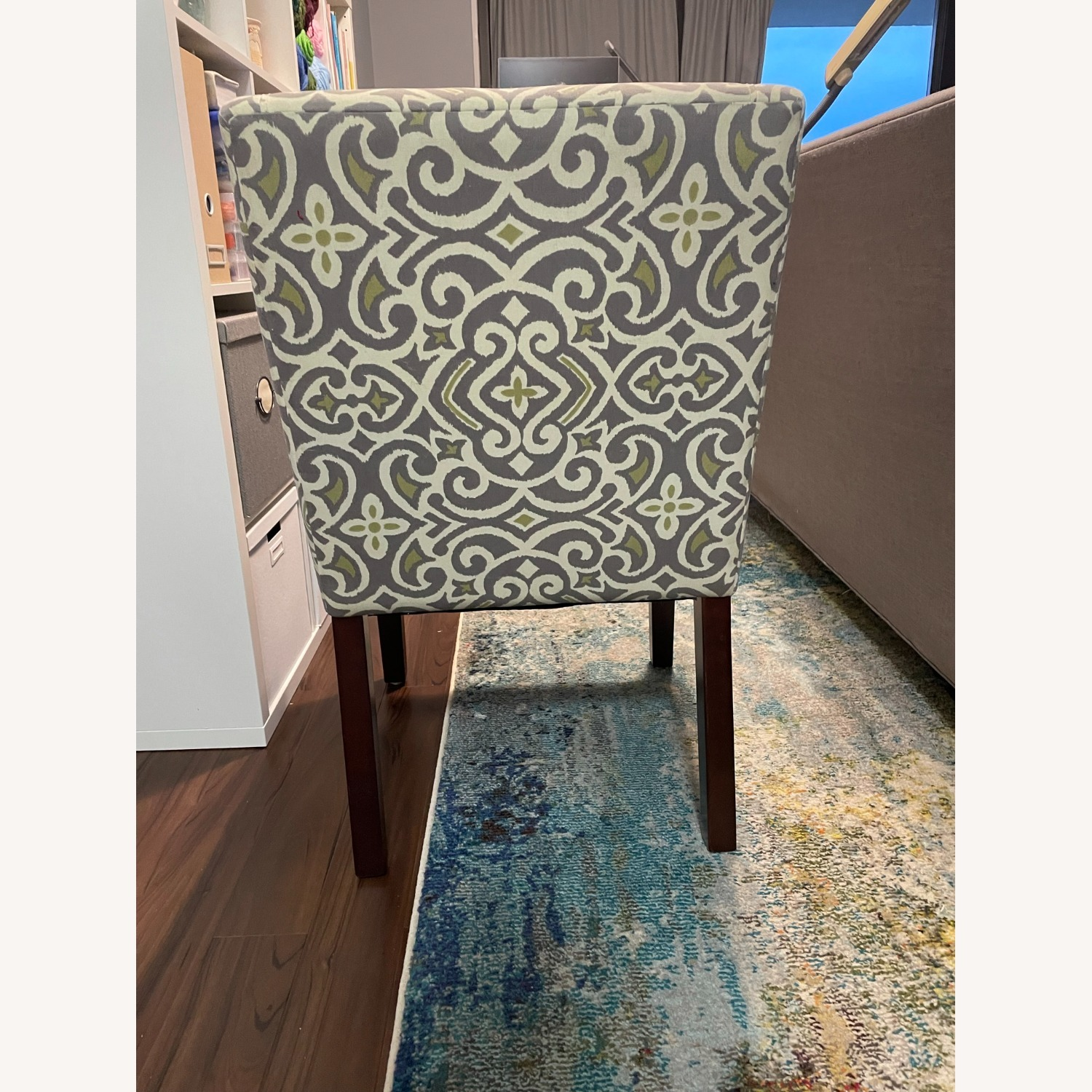 Upholstered Dining Chairs - Set of 2 - image-4