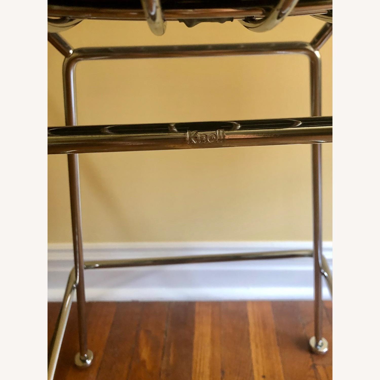 Knoll Bertoia Polished Chrome Counter Bar Stools - image-4