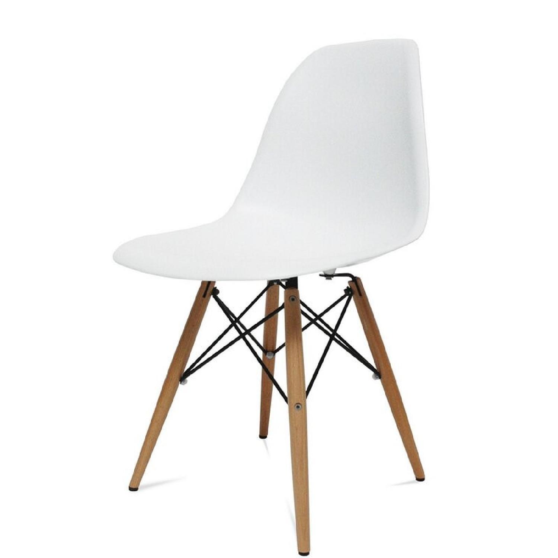 Wayfair White Wayfair Dining Chairs - image-6