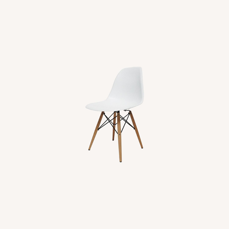 Wayfair White Wayfair Dining Chairs - image-0
