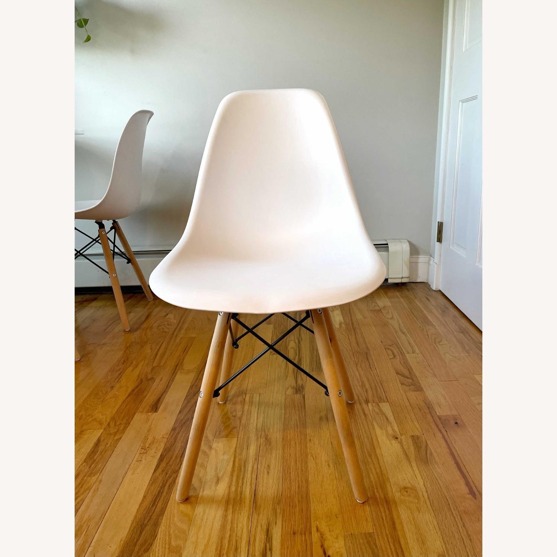 Wayfair White Wayfair Dining Chairs - image-2