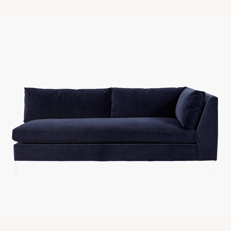CB2 Right Arm Decker Sofa - image-3