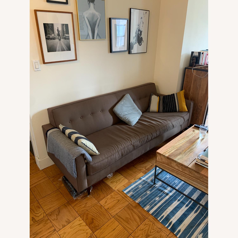 "Design Within Reach // 86"" Three Seater Sofa - image-9"