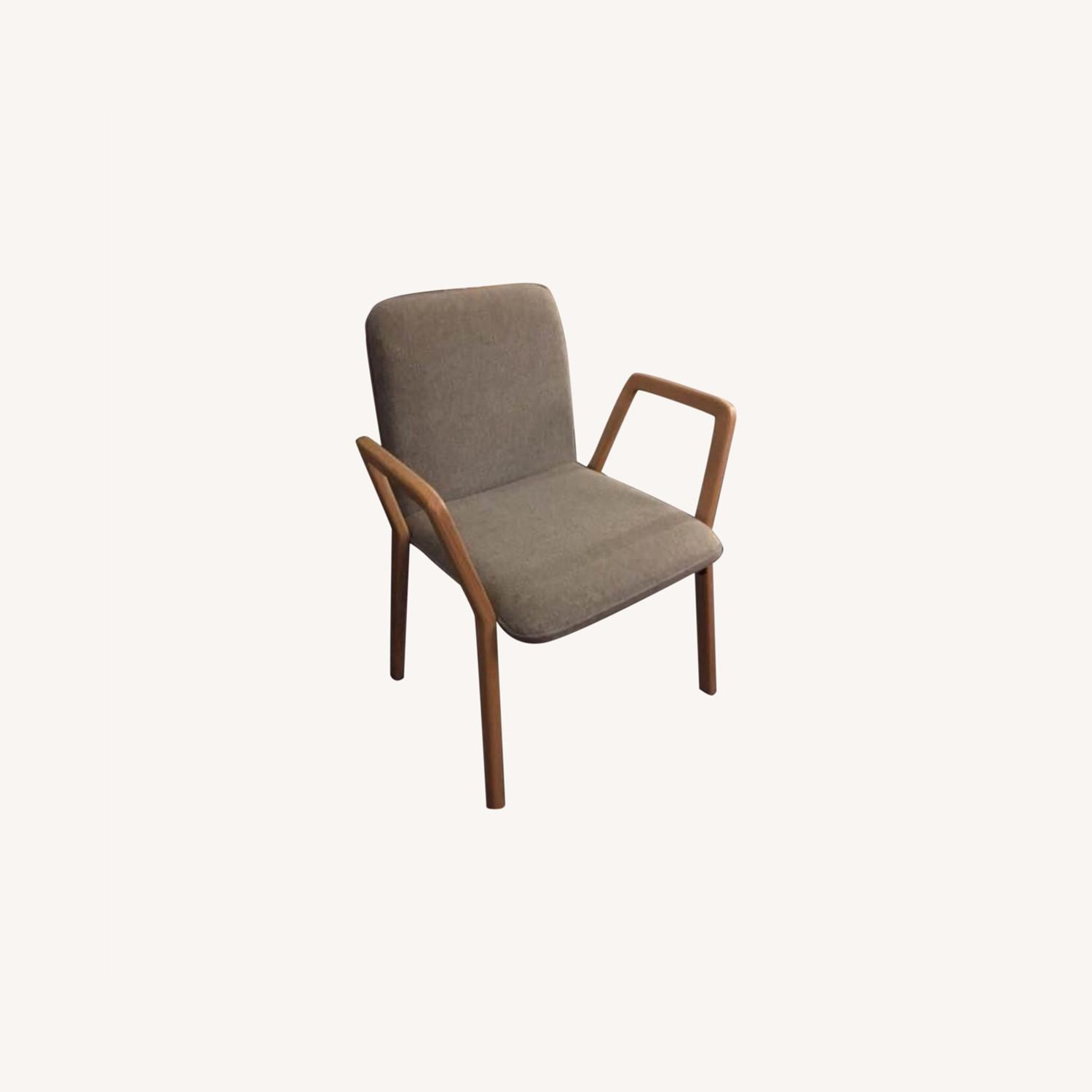 West Elm Mid Century Design Dining Chairs - image-0