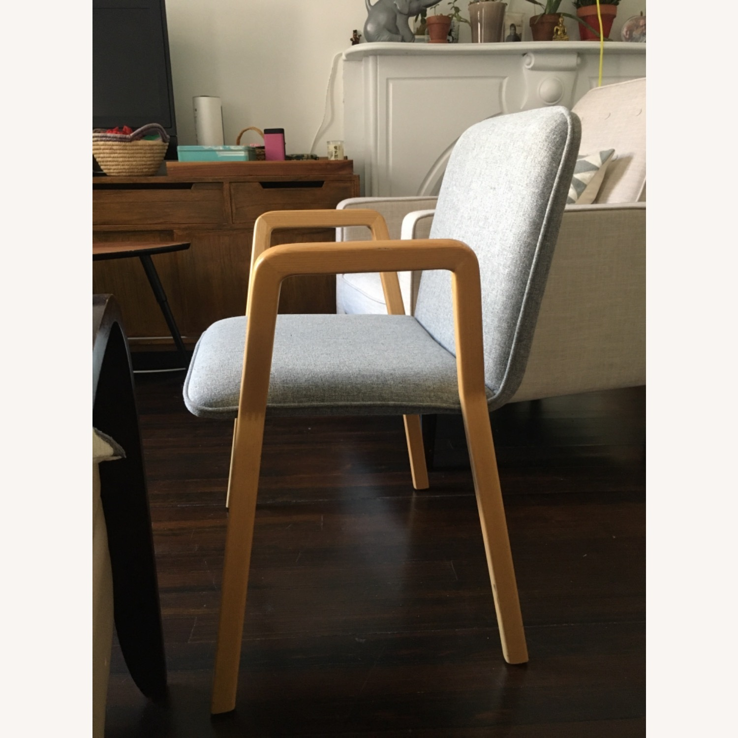 West Elm Mid Century Design Dining Chairs - image-10