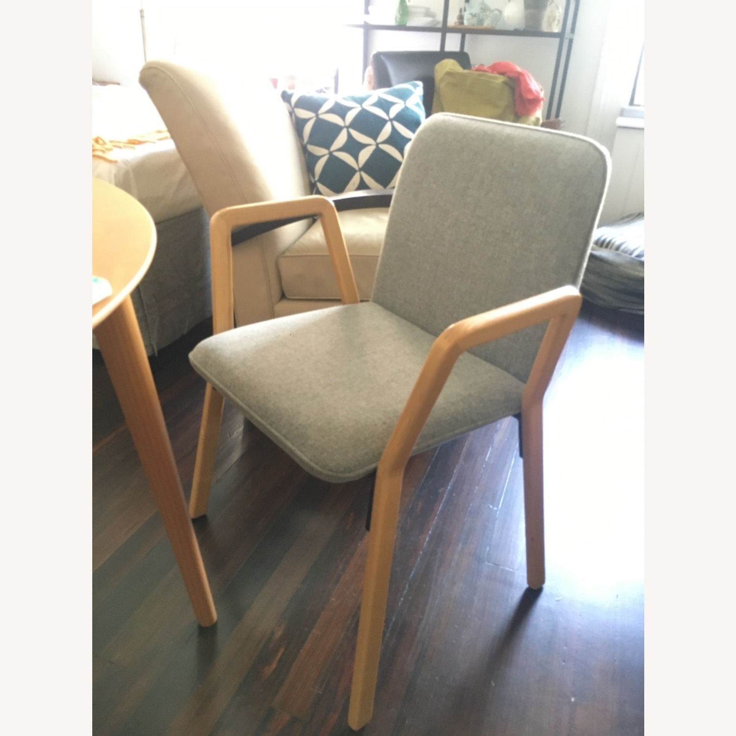 West Elm Mid Century Design Dining Chairs - image-8