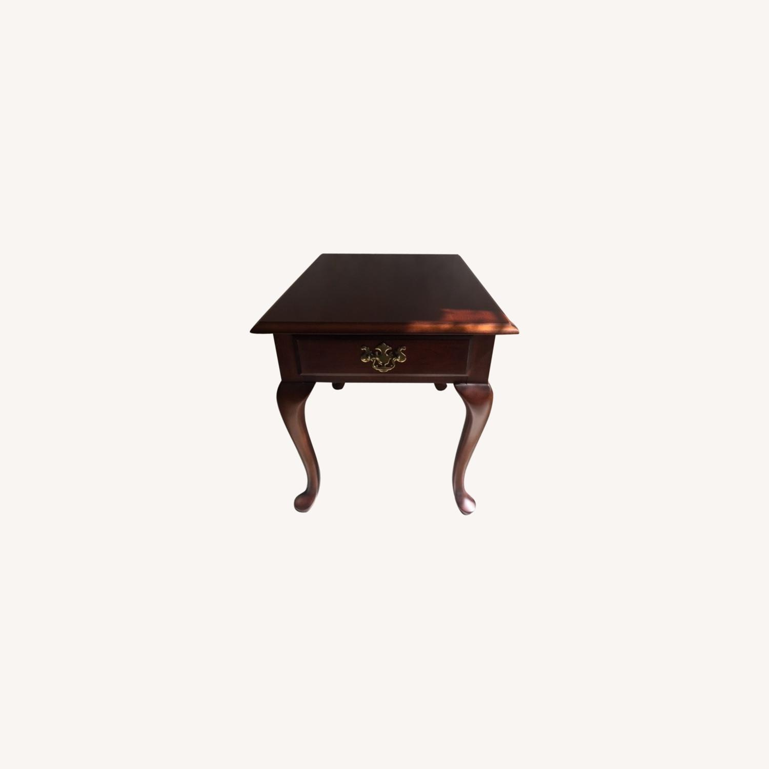 Thomasville Winston Court End Tables (2) - image-0