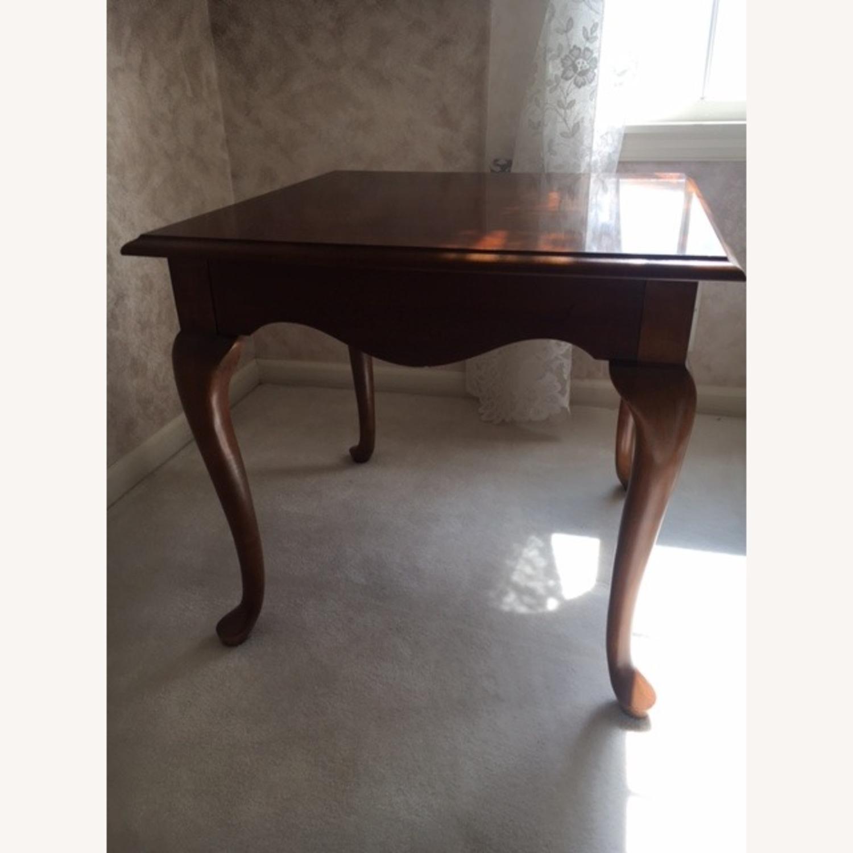 Thomasville Winston Court Square Lamp Table - image-2