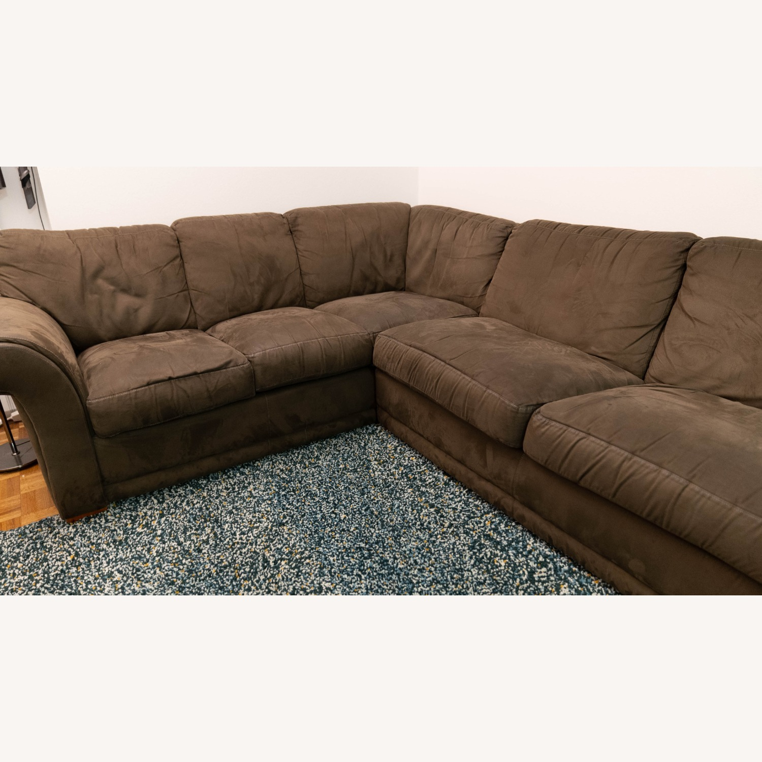 Super Comfortable Sectional Couch - image-3
