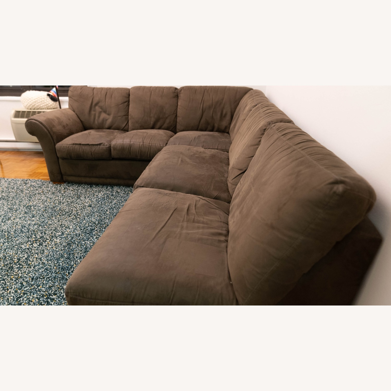 Super Comfortable Sectional Couch - image-2
