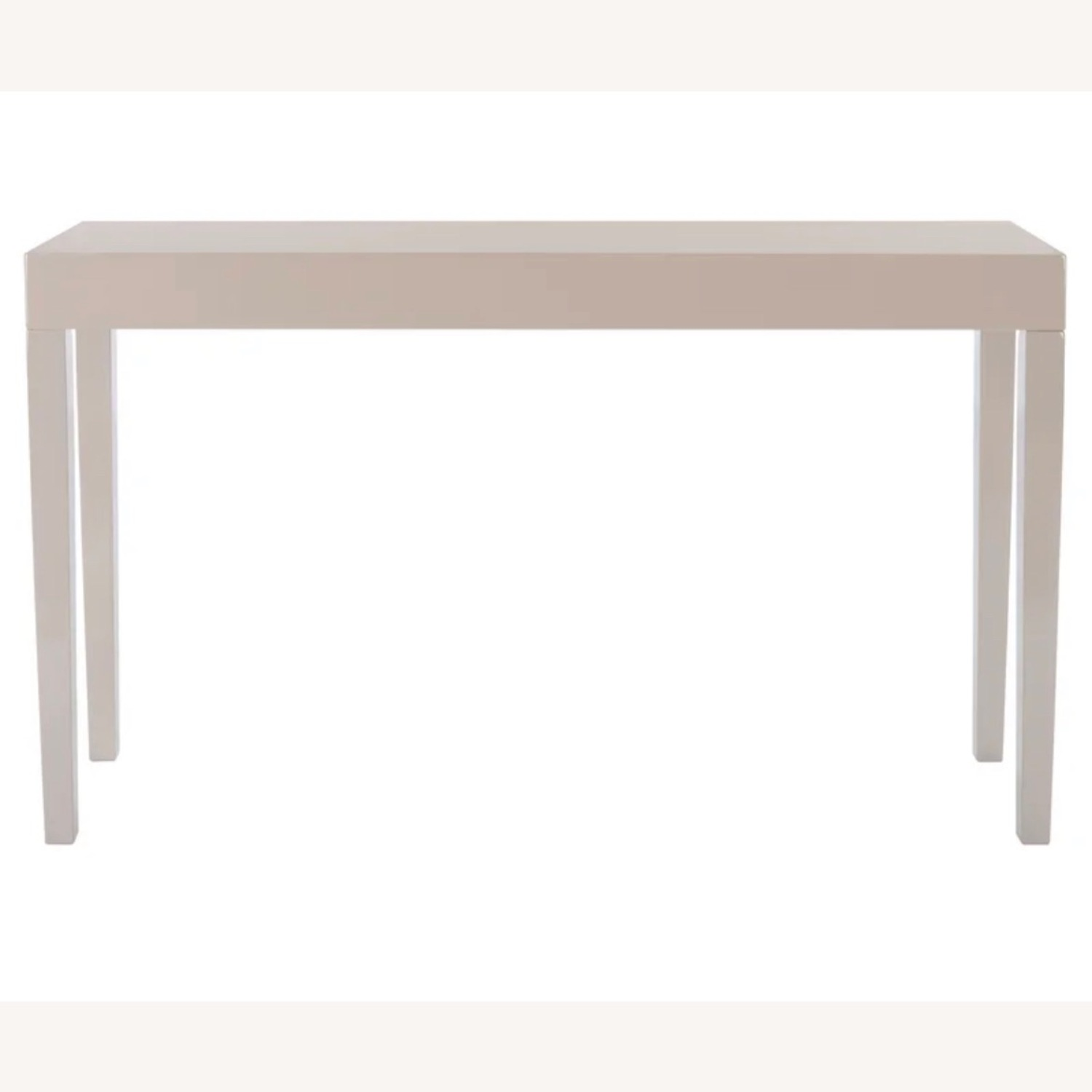 Wayfair Modern Taupe Console/Entry Table - image-4