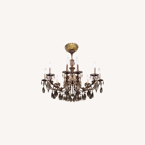 Used Large Venetian Chandelier for sale on AptDeco