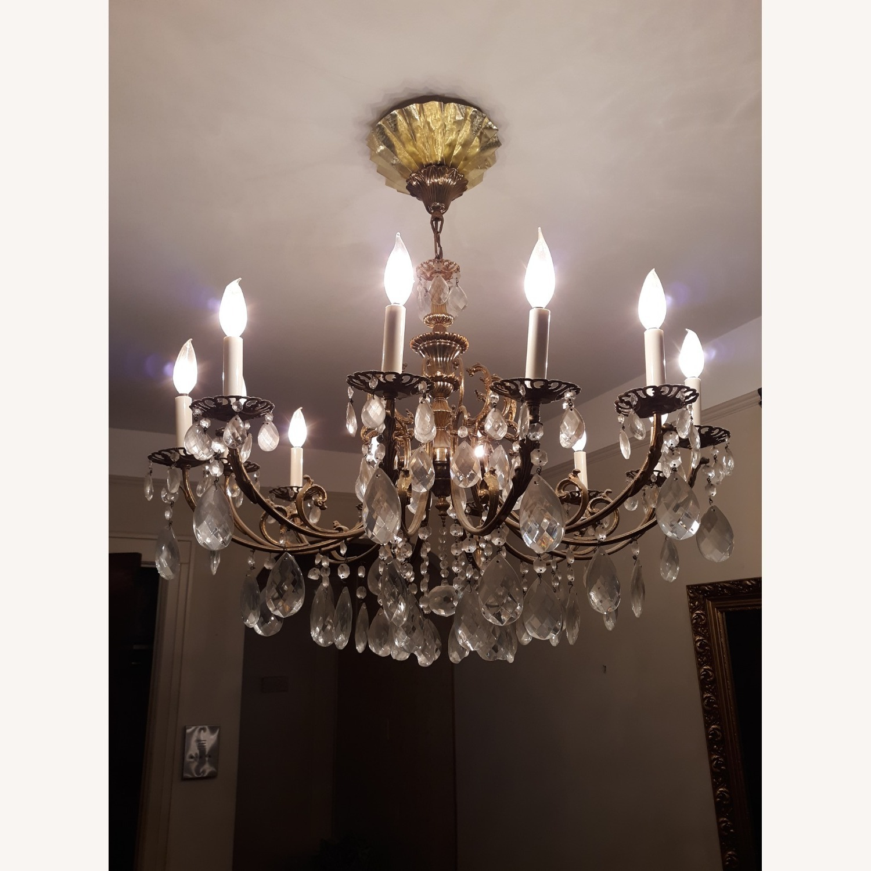 Large Venetian Chandelier - image-1
