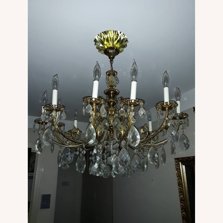Large Venetian Chandelier - image-2