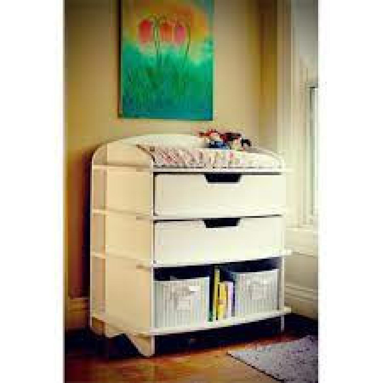 Sodura White AERO Dresser / Changing Table - image-7